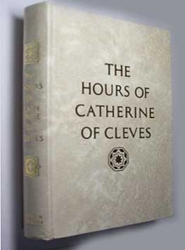 The Hours of Catherine of Cleves:私の購入した本